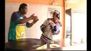 LawaKing - Zizan buat Roti Canai gaya Hip Hop