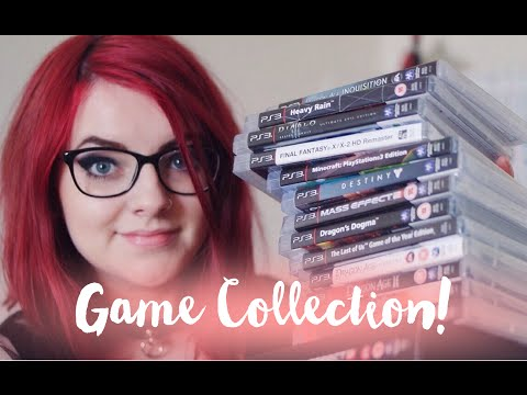 PS3 Games Collection | MissBriony