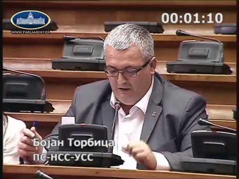 Бојан Торбица о досовском уништавању Војске Србије 7.5.2018.