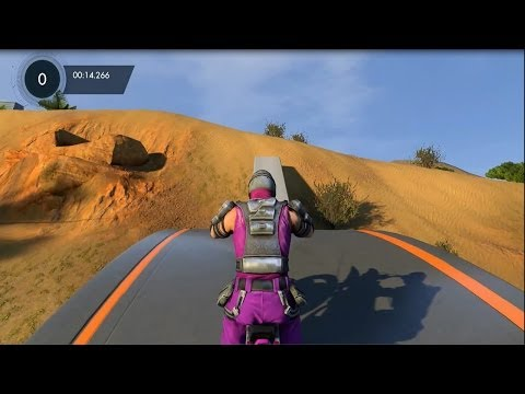 TRIALS FUSION: MAPAS SUPER RAROS