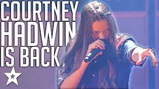 14 Y.O Rock Star Is BACK With An Original on AGT Champions | Got Talent Global