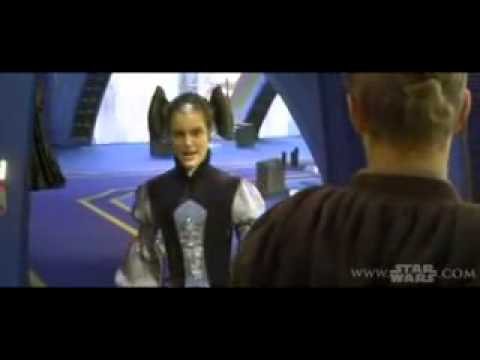 Star Wars: Episode II - Attack of the Clones - Padme Trailer and iPhone 4 and iPhone 5 Case