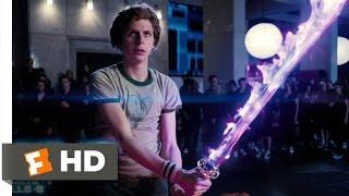 Scott Pilgrim Vs. The World (9/10) Movie CLIP Level One