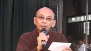 Diệu Âm toạ đàm tại chùa Diên Phúc - Phần 3/3