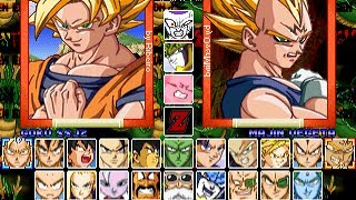 Dragon Ball Z Mugen Edition 2 Classico