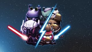 ANGRY BIRDS STAR WARS 2 Master Your Destiny Gameplay