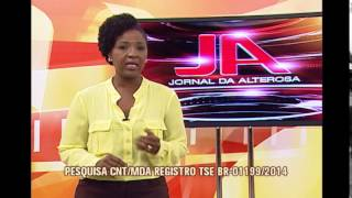 Assista na �ntegra ao Jornal da Alterosa - 2� edi��o - 25/10/14 - s�bado
