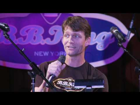 Jarrod Emick performs I Thought I Was Prepared from Jeremy Schonfelds DRIFT, live @ BB Kings