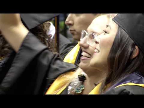 UC Berkeley December Commencement 2016