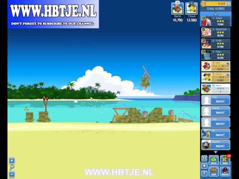 Angry Birds Friends Tournament Level 2 Week 66 (tournament 2) no power-ups
