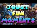 WIE man RICHTIG Kills SECURED Let s Play SMITE Joust lustige Momente Gameplay German Deutsch
