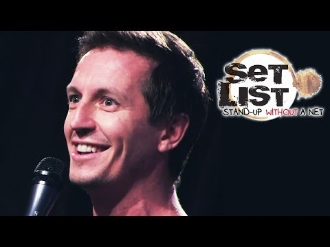 Rove McManus - Set List: Stand-Up Without a Net