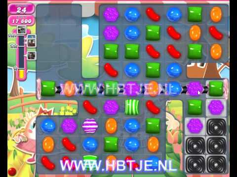 Candy Crush Saga level 594