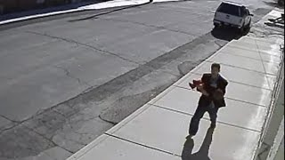 Watch This 8-Year-Old Sister Save Her Baby Brother From Kidnapping