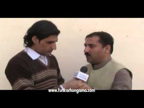 Zahirullah Babjee Interview in Pashto by Abdulwali (TasweerTV)  2013