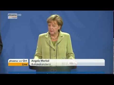 Deutsch-Serbische Beziehungen: Angela Merkel und Aleksandar Vučić am 11.06.2014