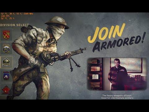 Call of Duty: WW2 Multiplayer GAMEPLAY 15 Minutes! I7 6800K gtx 1080ti Aorus 2K Max settings