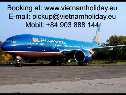 Pick up and transfer in HCM City, Airport pick up in Vietnam, Ho Chi Minh City Airport pickup