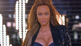 America's Got Talent 2017 Finale Can't Forget About Tyra Banks Full Clip S12E24
