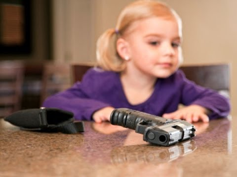 Guns Kill Children BIG TIME in the US