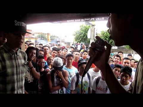 12. peter pop vs nut (cuartos) king of freestyle
