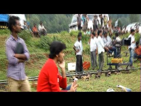 Love-You-Bangaram-Movie-Making