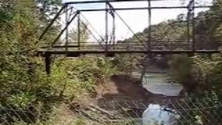 Cry Baby Bridge Of Catoosa,Oklahoma On Keetonville Rd.Site