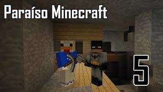 Paraíso Minecraft Mina Abandonada Ep.5