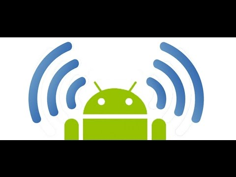 (2013) Turn Your Android Phone Into a WiFi Hotspot For Free (No Rooting)