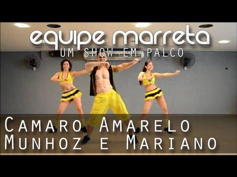 Camaro Amarelo - Munhoz e Mariano (Coreografia Professor Jefin)