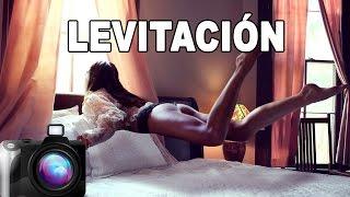 Tutorial de fotografía en Español - Levitación