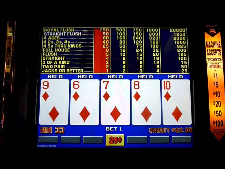 Winning video poker utah slot canyons escalante