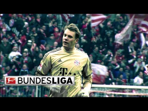Manuel Neuer's World Class Record