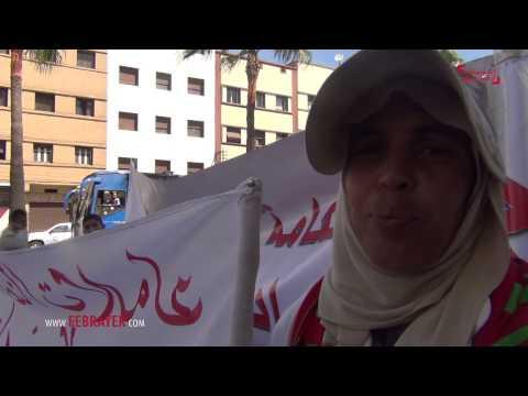 """نساء في مسيرة بنكيران:""""والله ما عرفنا علاش خارجين.."""