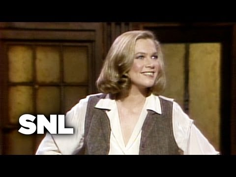 Kathleen Turner Monologue: Special Acting - Saturday Night Live
