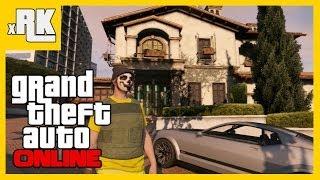 GTA 5 Online: Rentrer Dans La Maison De Michael Dans Le