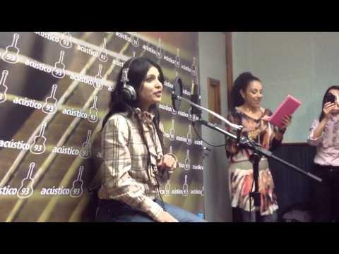 Aline Barros - Fico Feliz - Acústico 93 (31/07/2012)