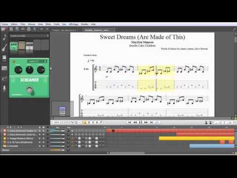 Comment utiliser le logiciel pour guitare : Guitar Pro?