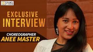 Choreographer Anitha Lama Exclusive Full Interview
