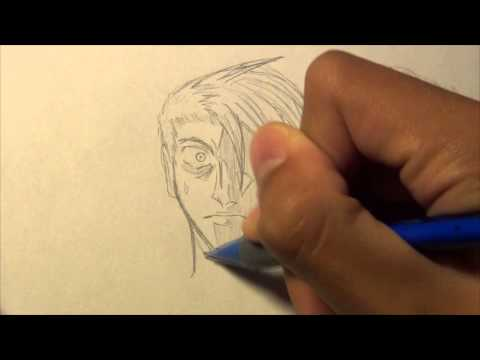 T.O.M. #4: Drawing Facial Expressions in Manga