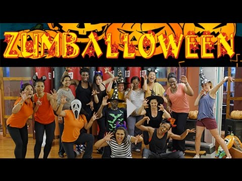 ZUMBA'LLOWEEN Enjoysport