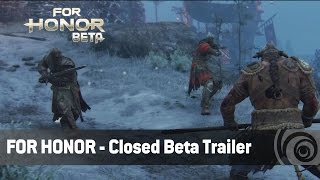 For Honor - Zárt Béta Trailer