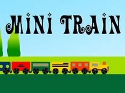 Mini train 1 game