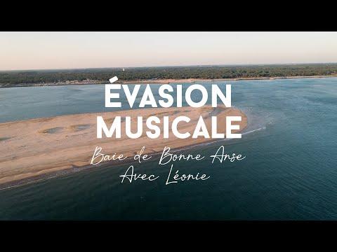 Évasion Musicale 2021 - Baie de Bonne Anse avec Léonie