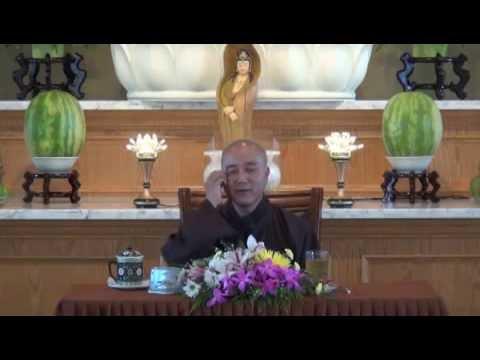 Tu Thì Không Tù - Thầy. Thích Pháp Hòa (Aug. 1, 2013)