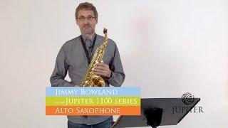 Jimmy Bowland 1100 Series Saxophone Review thumbnail
