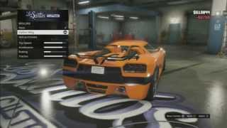 (GTA 5)(EXCLUSIVE) How To Get The ENTITY XF FOR 250 DOLLAR