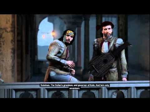 Assassin's Creed Revelations - Cutscenes - Part 4