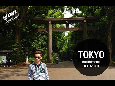 1ST DAY - MANILA TO TOKYO - RED LIGHTS MV 2014