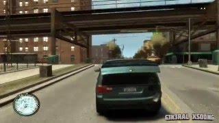 BMW X5 Review Test Drive On GTA IV Car Mod Pack Cardommer
